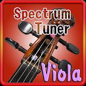 Spectrum Tuner Viola