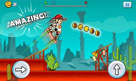 Skater Go Pro - screenshot thumbnail