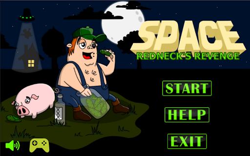 Space: Redneck's Revenge