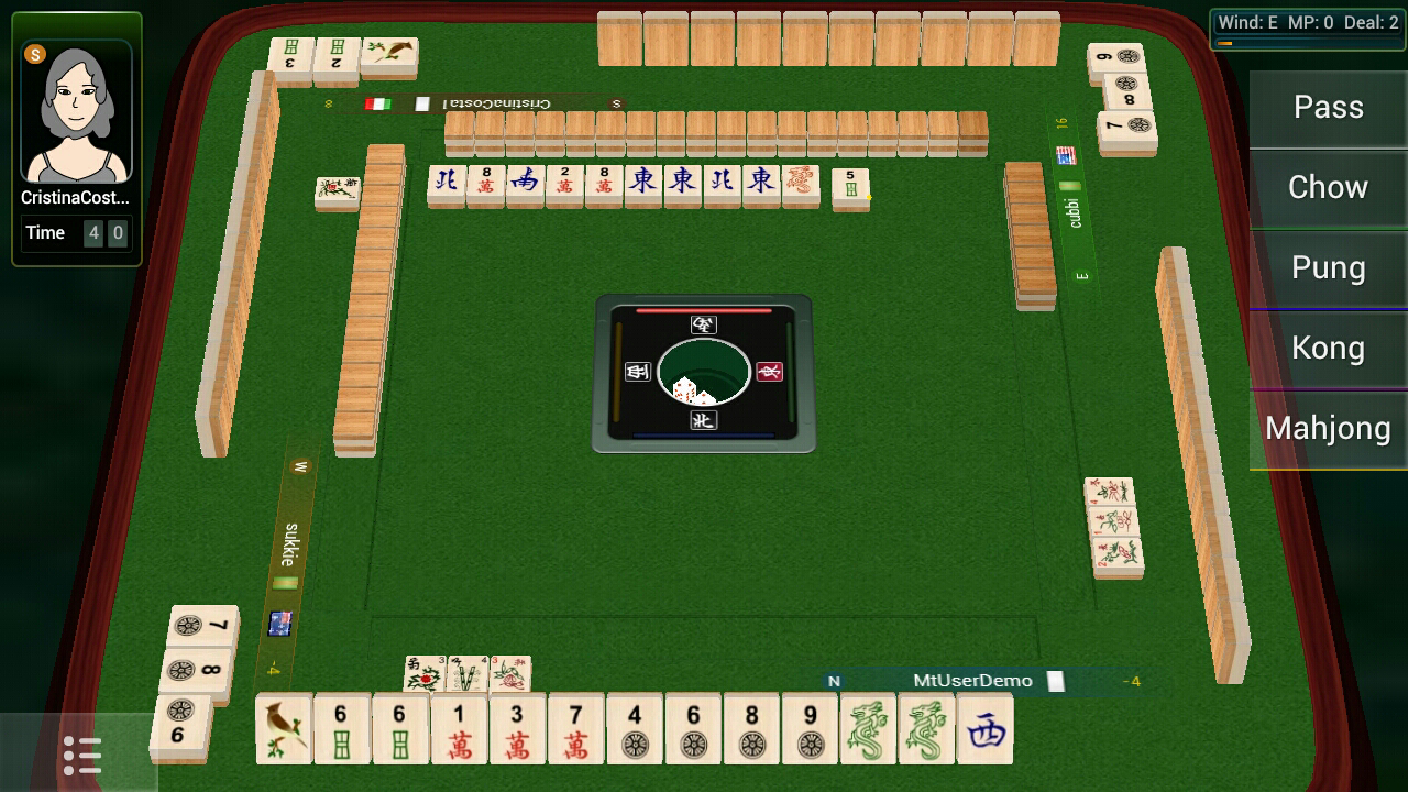 Mahjong Time - screenshot