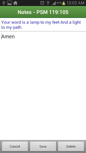 Screenshot for Bible Bookmark (Free) in Hong Kong Play Store