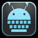 Frozen Keyboard Pro mobile app icon