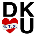 DKU foreigner guide book logo