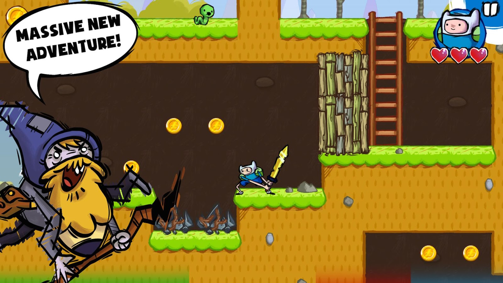 Adventure Time Game Wizard - Android Apps on Google Play