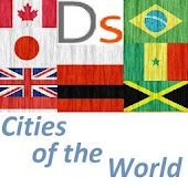 Doms Cities of the World Game