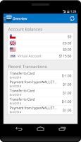 Screenshot of ASEA SmartWallet