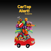 Car Top Alert for Bike Racks