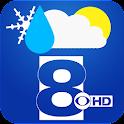 News 8 Weather icon