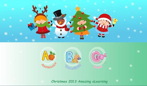 ABC Fun for Christmas