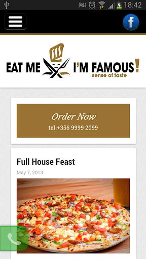 Eat Me I'm Famous
