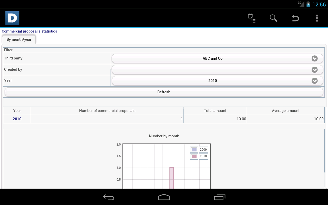 DoliDroid (Dolibarr ERP & CRM) - screenshot