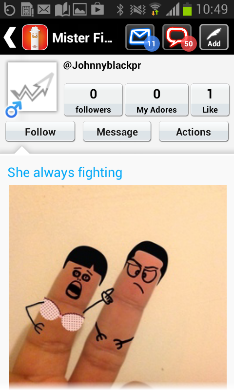 Waluu : Dating and Humor - screenshot