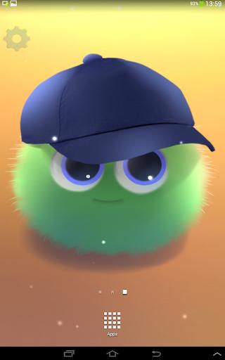 Fluffy Chu Live Wallpaper 1.4.4 screenshots 11