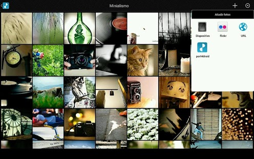 Portfolio for Android - screenshot thumbnail