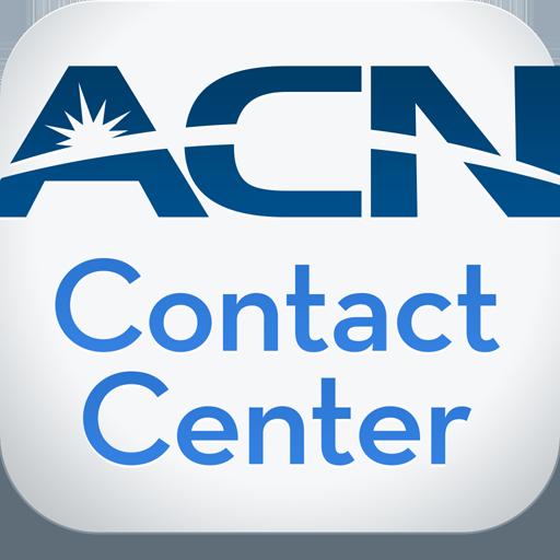 ACN Contact Center LOGO-APP點子