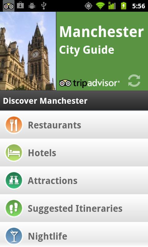 Manchester City Guide screenshot #1