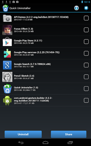 玩免費工具APP 下載Quick Uninstaller app不用錢 硬是要APP