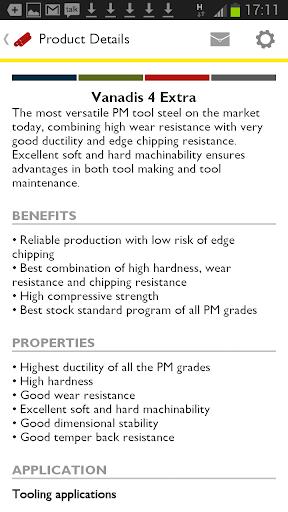 免費下載工具APP|Uddeholm Steel Handbook app開箱文|APP開箱王