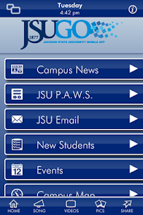 Jackson State University- screenshot thumbnail