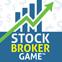 Stock Broker Game - $10K free! icon