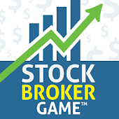 Stock Broker Game - $10K free!