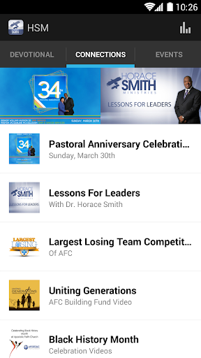 Horace Smith Ministries