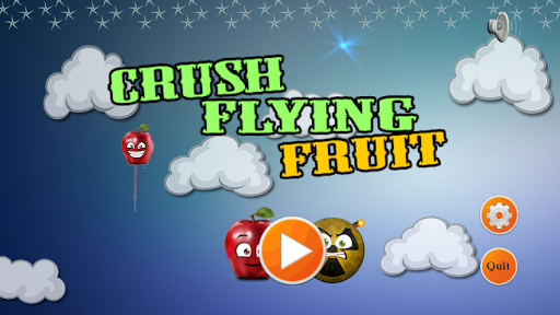 Crush Flying Fruits