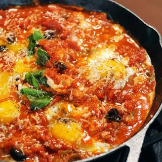 Eggs in Hell (U'Ova All'Inforno) Recipe