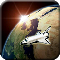 Earth from Space Wallpaper icon