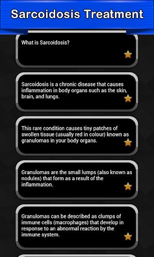 Sarcoidosis Symptoms
