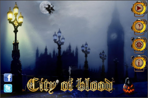 Hidden Objects: City Of Blood