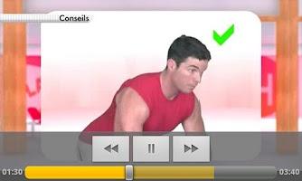 Screenshot of PlayCoach™ Dumbbell Workouts