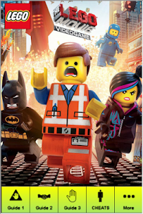 Lego Movie Game Tip Guide