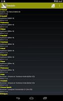 Screenshot of ObsMapp