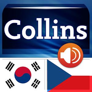 Korean<>Czech Gem Dictionary Icon
