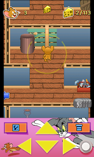 Tom & Jerry Mouse Maze FREE! - screenshot thumbnail