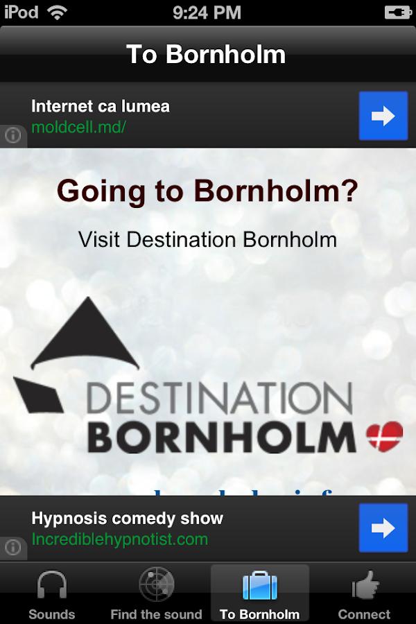 gratis blodtryksmåling apps Bornholm