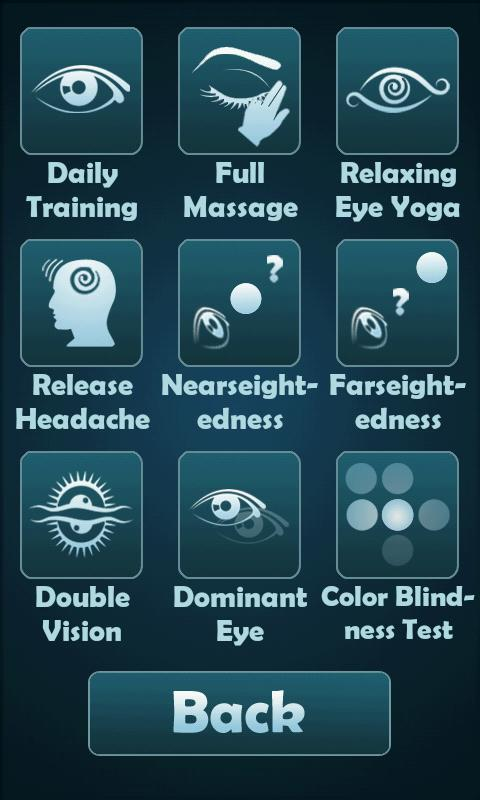 Eye Trainer Pro - screenshot