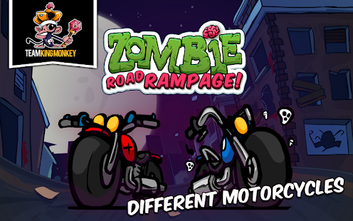 Zombie Road Rampage- screenshot thumbnail