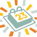 MyDiem Calendar (My Diem) icon