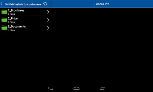 FileZen Pro 2.0.1 Windows u7528 5