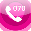 LGU+070모바일 가입자간 무료인터넷전화 logo