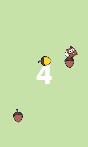 【免費休閒App】Land on Nuts-APP點子
