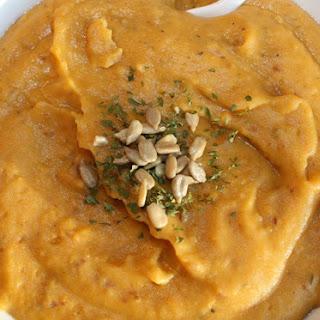 Golden Sweet Potato Soup