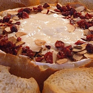 Melted Brie in Crust