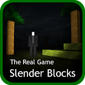 Slender Man Blocks