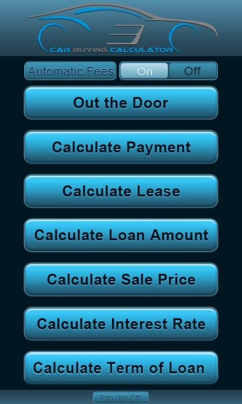 novated lease calculator
