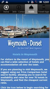 Weymouth - Dorset - screenshot thumbnail