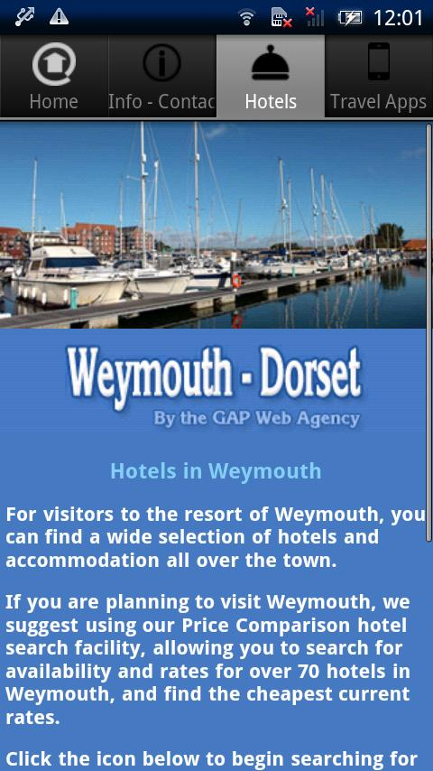 Weymouth - Dorset - screenshot