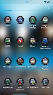 玩個人化App|Nova Theme ADW,NOVA,APEX免費|APP試玩